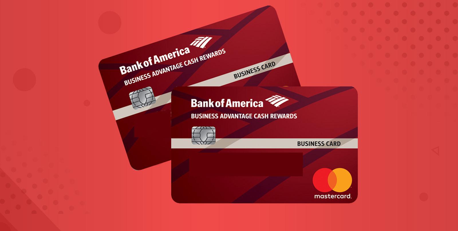 Business Advantage Cash Rewards card