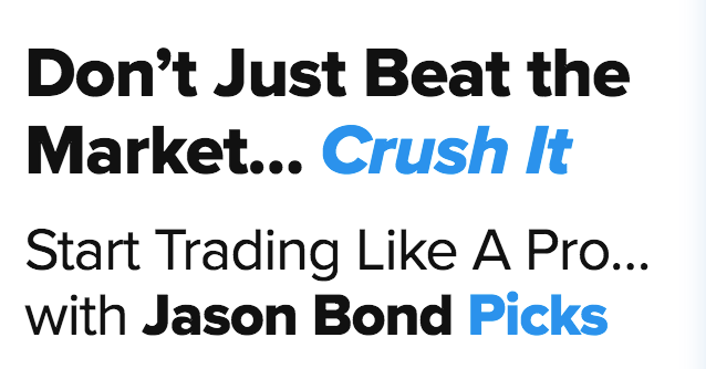 sign up for jasonbondpicks.com