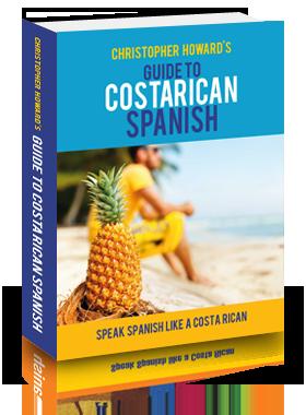 costa rica spanish book