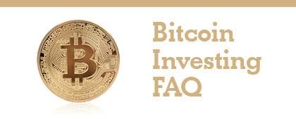 bitcoin investing faq