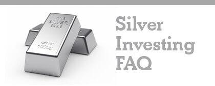 silver investing faq