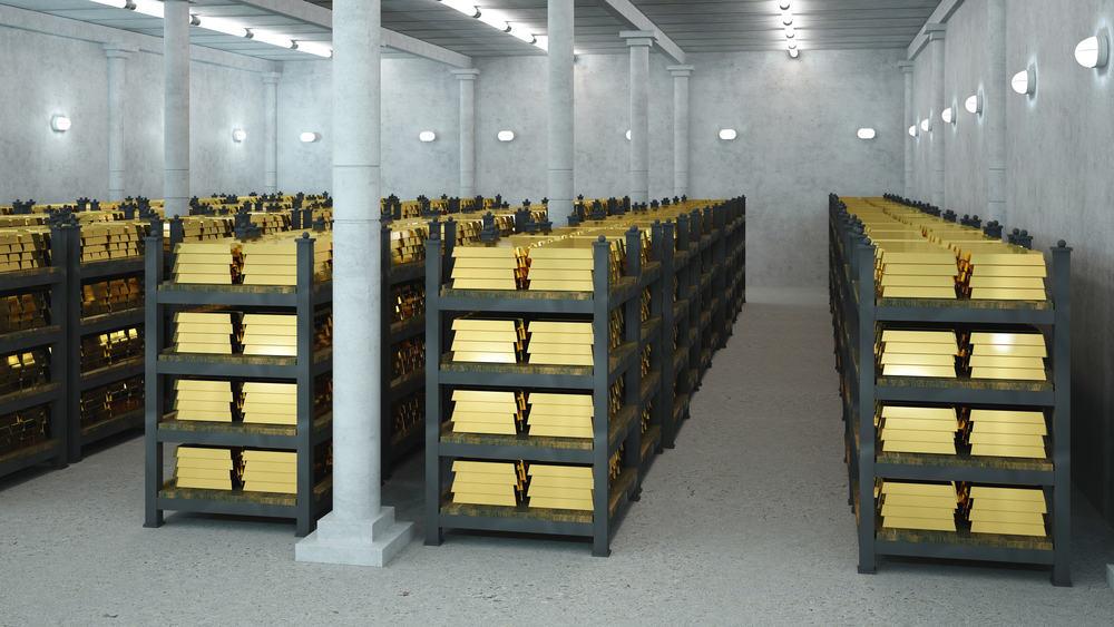 precious metals storage