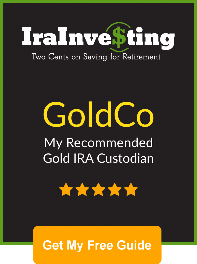 IRAInvesting Recommends GoldCo
