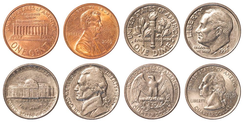 Circulating Coins