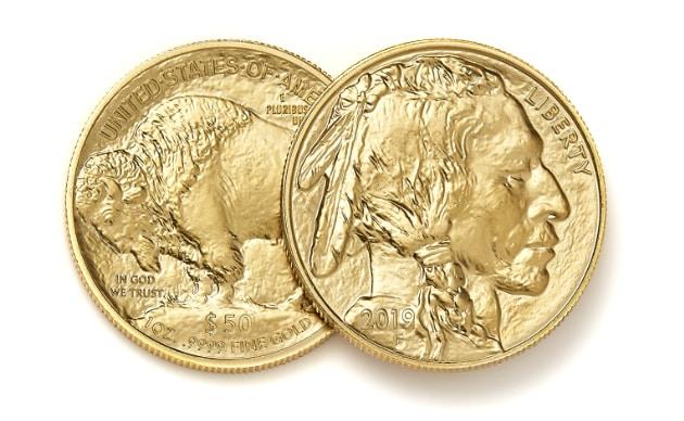 The American Buffalo Gold Coin