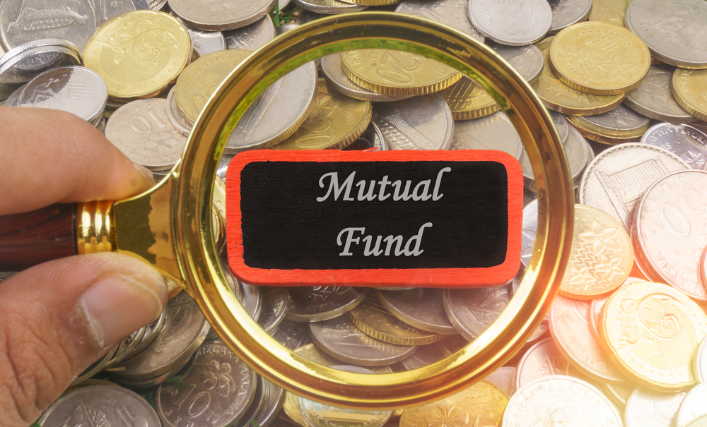 gold managed funds