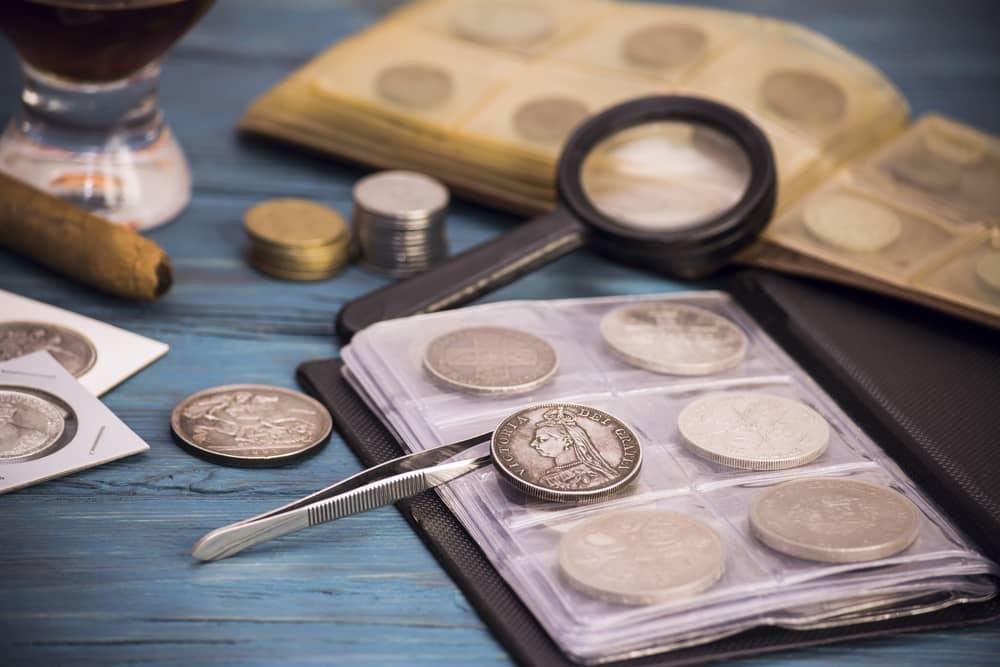 Rare Numismatics Coins